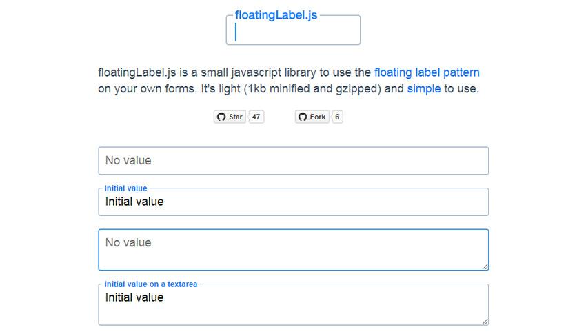floatinglabel.js script