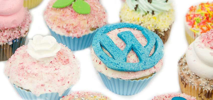 A WordPress Cupcake