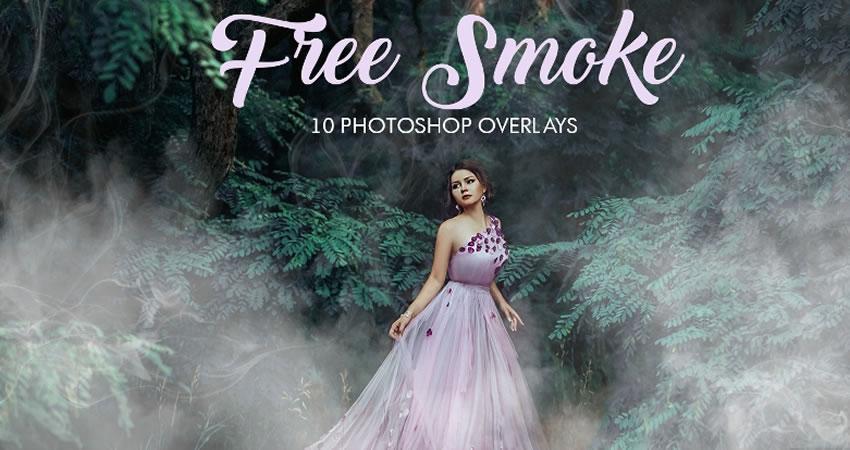 Smoke Overlays Photography Effects
