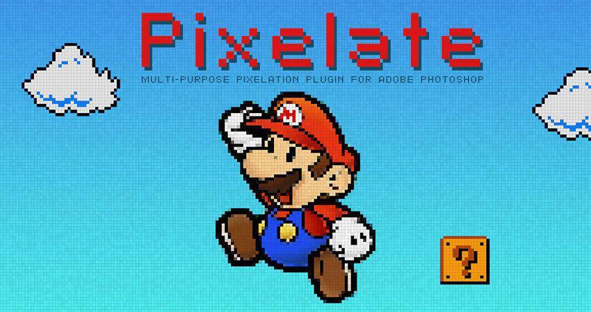 Multi Purpose Pixelation Photographer Plugin